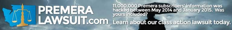 11,000,000 Premera subscribers' information was hacked between May 2014 and January 2015. Was yours included? Learn about our class action lawsuit today.